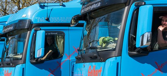 Transport & Logistik Gelhart, Vilshofen, Passau